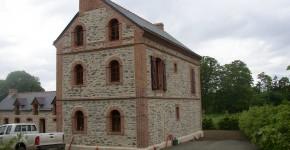 Maison forestière à Les Forges